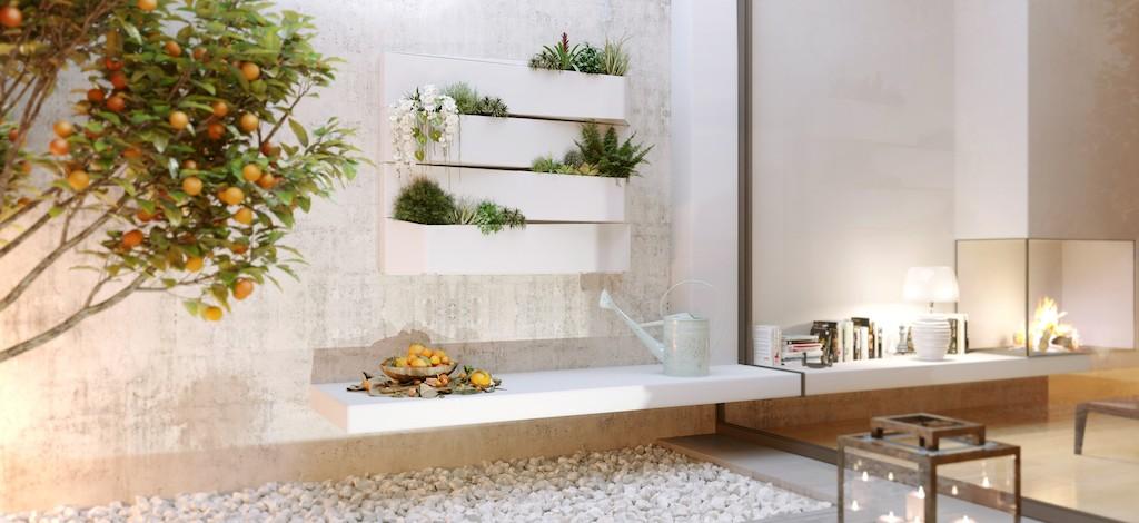 Decoraciones jardin zen Artevasi