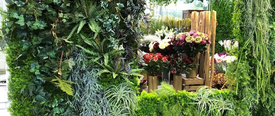Natur Forest flores plantas artificiales